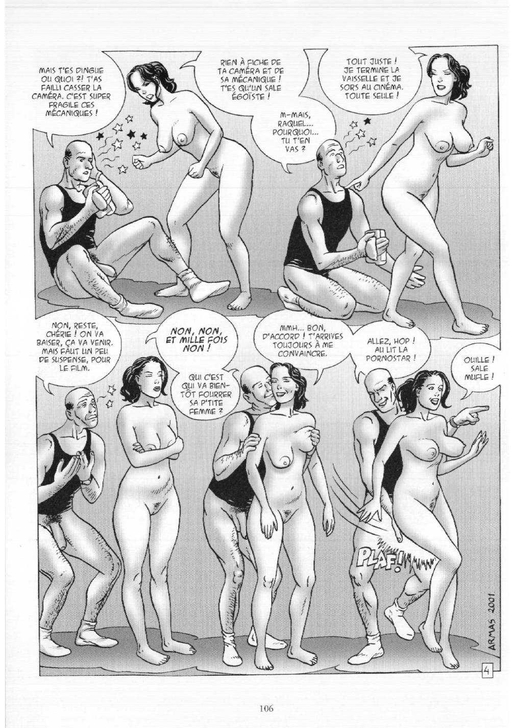 Lire des Comics porno en ligne gratuitement