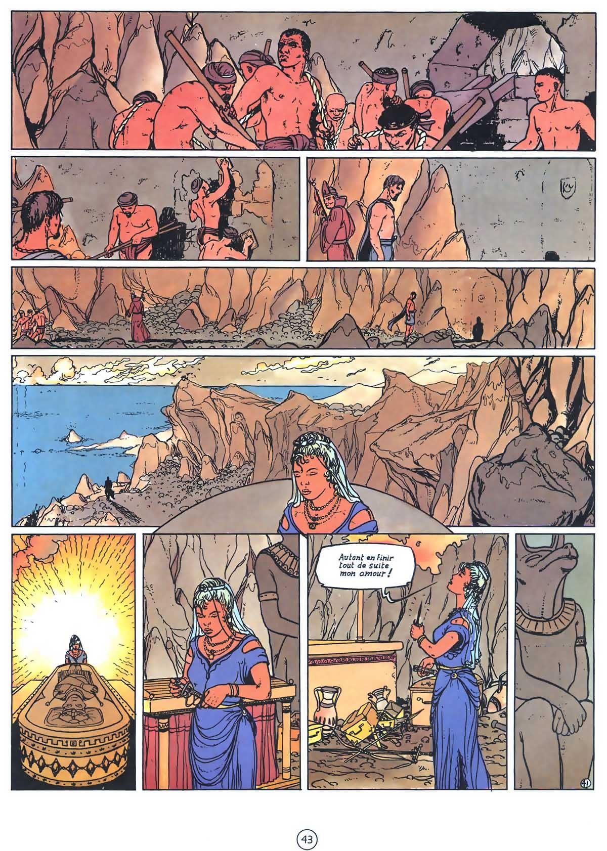 Aryanne 1 Les Amants Foudroyes de Michel Guillou, Jean-Claude Smit, Terence