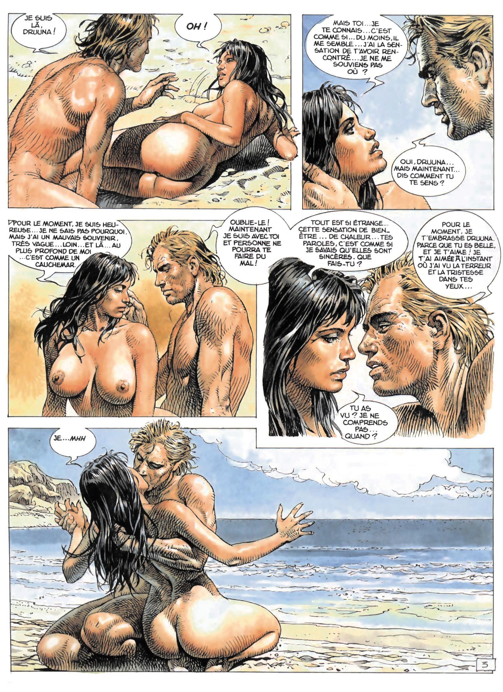cartoon porn page