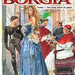 Borgia 1 de Milo Manara