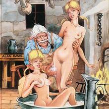 Billie et Betty 3 de Alan Davis