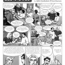 Les Potes 11 de Atilio Gambedotti, Ivan Guevara