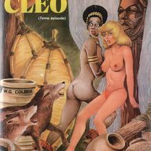 Les Aventures de Cleo 7 de Colber