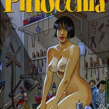Pinocchia de Gibrat et Leroi