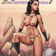 Dejah Thoris and the White Apes of Mars 4 de Lui Anconio