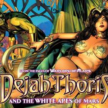Dejah Thoris and the White Apes of Mars 2 de Lui Anconio