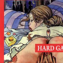 Hard Game de Milo Manara