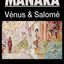 Venus et Salome de Milo Manara