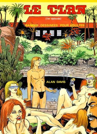 Le Clan 1 par Alan Davis