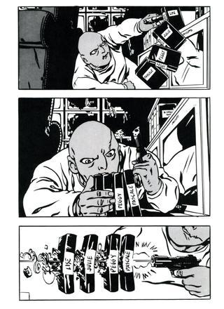 Police by Night 3 Max-le-Hibou par Alex Varenne