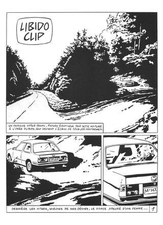 Libido Clip par Alex Varenne