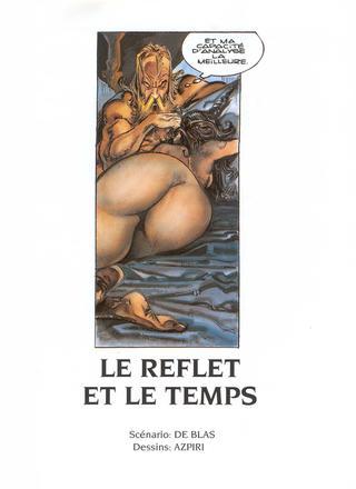 Le Reflet De La Licorne de Alfonso Azpiri