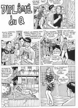 Diplome du Q by Armas