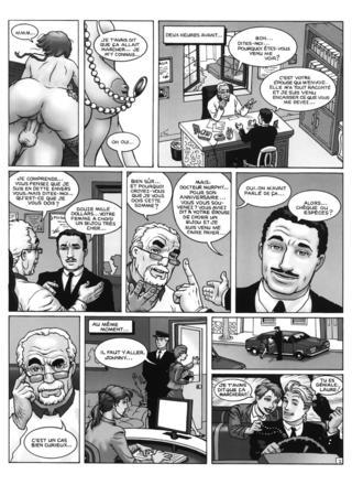 Les Potes 6 de Atilio Gambedotti, Ivan Guevara