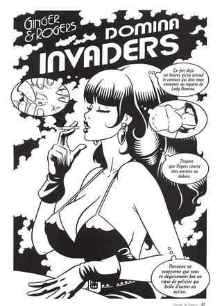 Domina Invaders 3 par Baldazzini