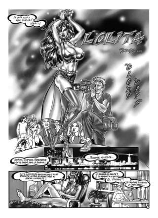 Lolita 18 Glory Pays de Belore