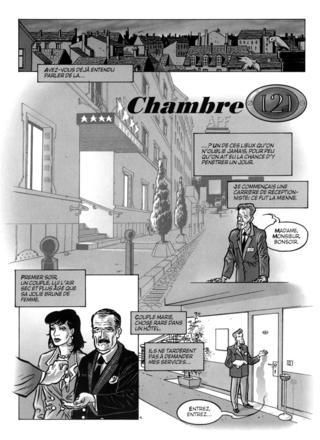 Chambre 121 01 par Boccere