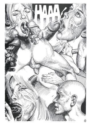 Cercle Vicieux par Bruno Coq