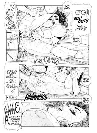 Miss 130 Froides Amours par Chiyoji Tomo