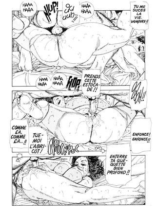 Miss 130 Ressuscite des Morts par Chiyoji Tomo