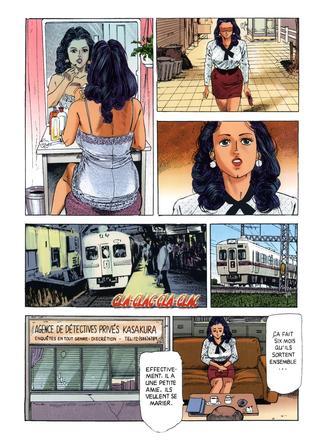 Miss 130 Un Truc Infaillible par Chiyoji Tomo