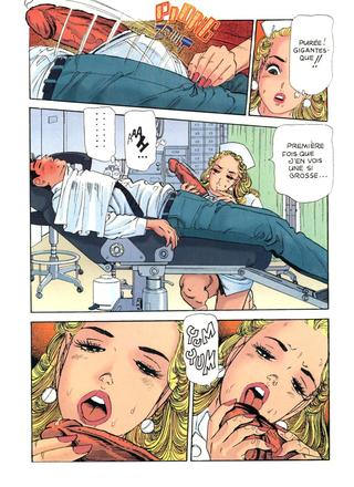 Miss 130 Fais-moi une Injection par Chiyoji Tomo