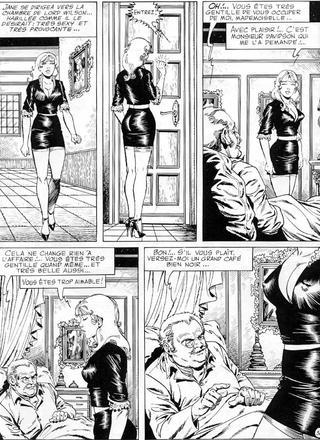 Le Dressage de Jane 2 de Chris