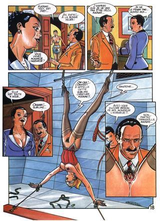 Punishment Parlor par Claudio Trinca