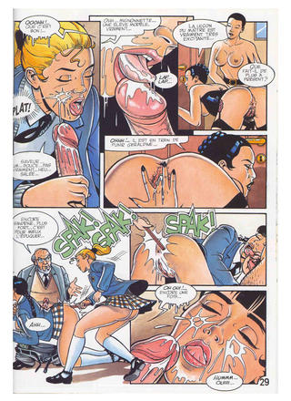 Le Salon Des Chatiments de Claudio Trinca