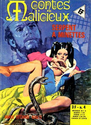 Serpent a Minettes de Contes Malicieux