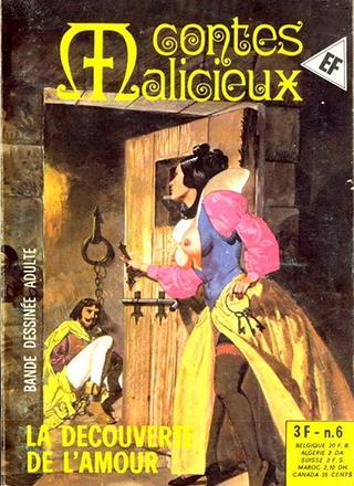 La Decouverte de L'Amour de Contes Malicieux