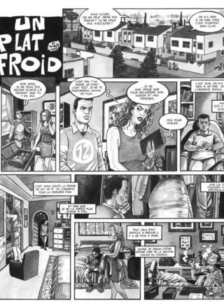 Un Plat Froid by El Bute