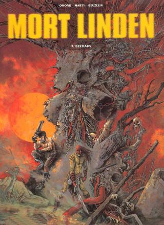 Mort Linden 3 Bestiaux par Eric Omond, Lionel Marty