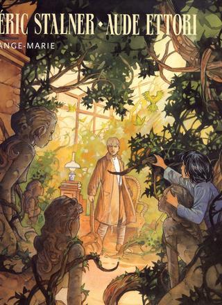 Ange-Marie par Eric Stalner, Aude Ettori
