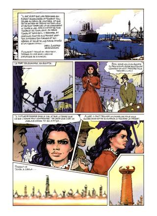 L'Ampire de Shet 5 par Francisco Solano Lopez, Barreiro