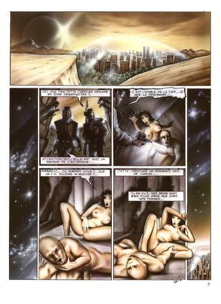 Luxure Galactique par Garou