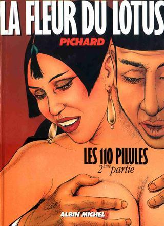 Les 110 Pilules 2 La Fleur du Lotus by George Pichard