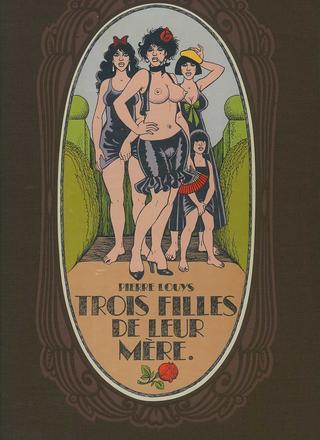Trois Filles de Leur Mere by George Pichard