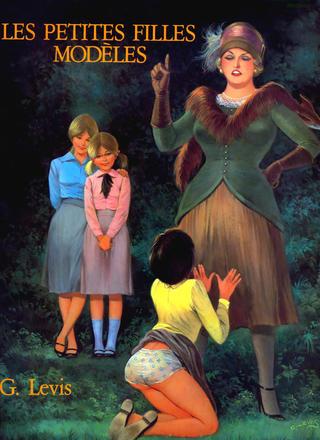 Les Petites Filles Modeles de Georges Levis