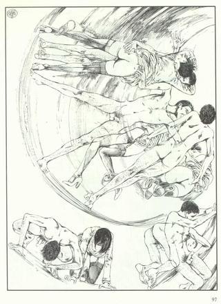 De Tover Lantaarn de Guido Crepax