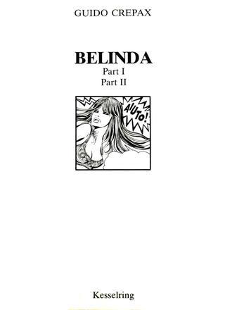 Belinda de Guido Crepax