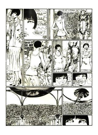 Le Journal de Valentina de Guido Crepax