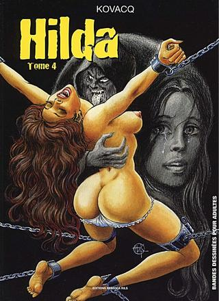 Hilda 4 van Hanz Kovacq