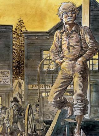 On a Tue Wild Bill par Hermann