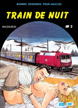 Train de Nuit 2 par Hugdebert