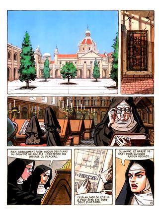 Le Couvent Infernal 2 par Ignacio Noe, Barreiro