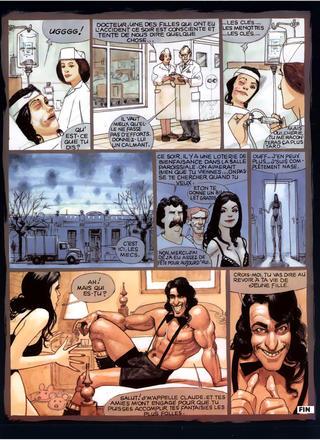 Au Revoir la Vie de Jeune Fille de Ignacio Noe
