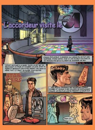 L'Accordeur Visite le Studio de Ignacio Noe