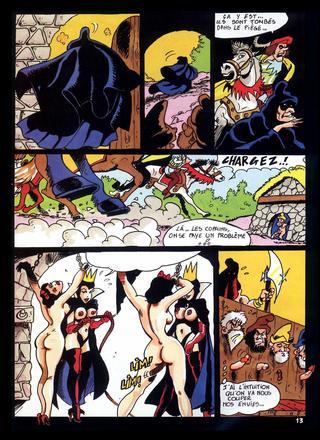 La Vie Sexuelle de Blanche Neige par Jaap de Boer