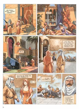 Djinn 2 Les 30 Clochettes par Jean Dufaux, Ana Miralles